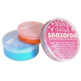 Snazaroo Colore per Viso Scintillante da 18 ml