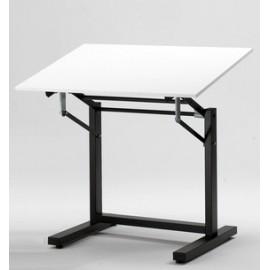 Tavolo da Disegno 80x120 cm Sincronizzato