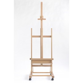 Cappelletto Cavalletto Studio con Ruote 200 cm