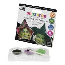 Snazaroo Face Paints Kit Witch