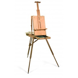 Cappelletto - Field Sketching Easel 172 cm Height Made in Italy