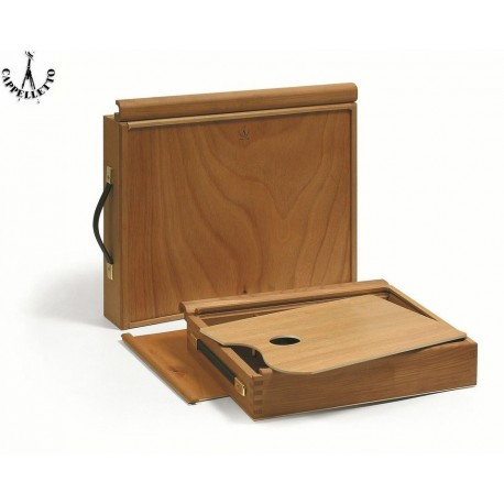 Cappelletto - Paint Box Extension for Easels 33x43 cm Made in Italy