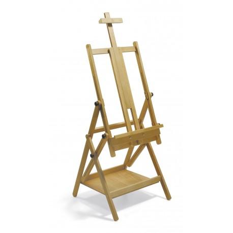 Cappelletto Cavalletto Studio Multifunzione 122-235 cm