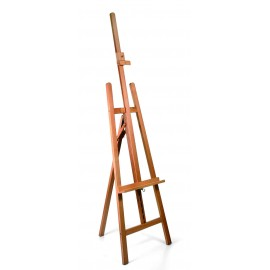 Cappelletto - Lyre Easel 165/230 cm Kit - Made in Italy