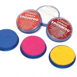 Snazaroo Face Color Classic Package 18 ml