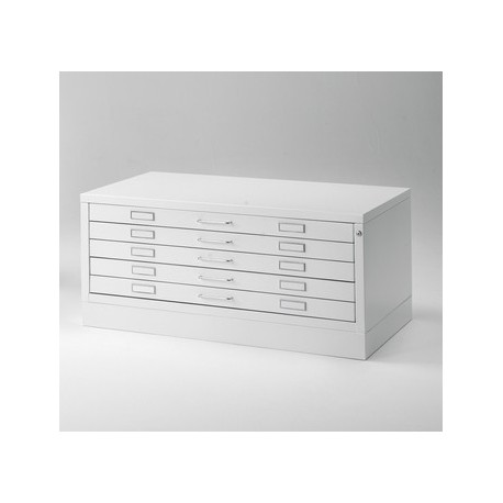 Metallic Drawer Draftech format A1 5 drawers