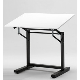 EmmeItalia - Table design 80x120 cm Synchronized