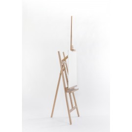 Cappelletto - Lyre Easel 165/230 cm Height Made in Italy