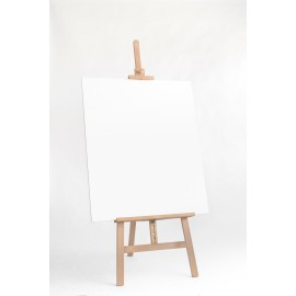 Cappelletto - Lyre Exhibition Easel 188/260 cm Height Made in Italy