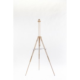 Cappelletto - Field Easel 112 cm Height with bratchets Made in Italy