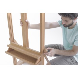 Cappelletto - Studio Easel 190/250 cm Height