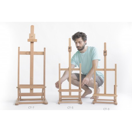 Cappelletto Cavalletto da Tavolo a Leggio 76 cm