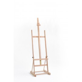 Cavalletto da Studio 175-245 Ripiegabile Faggio-- Made in Italy