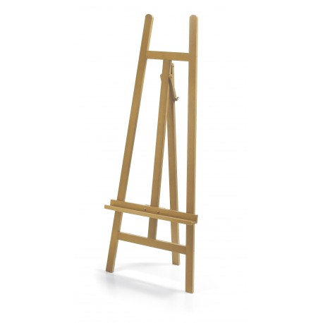 Cappelletto - Lyre Exhibition Easel 150 cm height Made in Italy