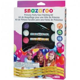 Snazaroo Colori Viso Kit Speciale Principessa