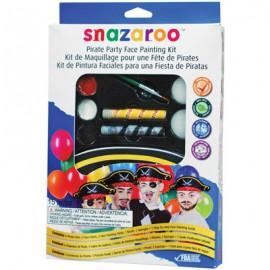 Snazaroo Colori Viso Kit Speciale Pirati