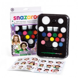 Snazaroo Face Paints Special Kit Party
