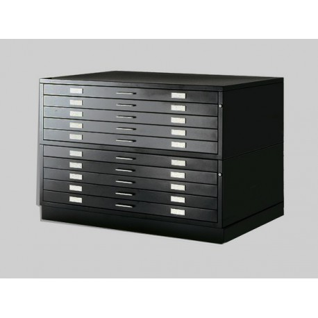 Draftech 10 Drawers DIN A0