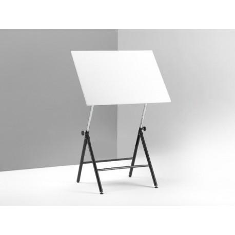 Design Folding table 75 x 105 cm Balanced