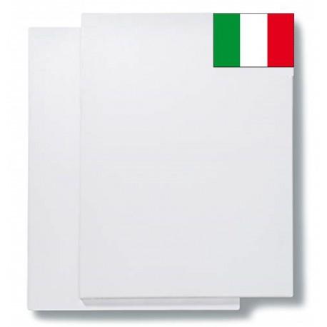 FAM- 2 Tele 100x150 Telaio 17mm Made in Italy