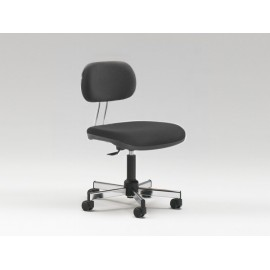 EIT- Fabric Drafting Chair - Out of production