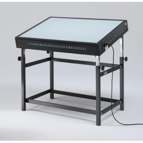 Table Design Bright 102x162 Grafolux