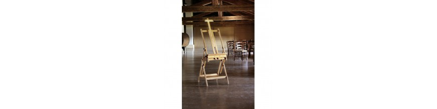 EASELS AND PERCHES