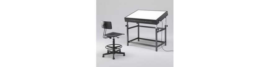 GRAFOLUX LIGHT TABLES